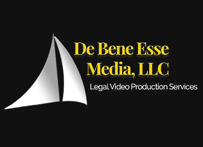 Logo for                       De Bene Esse Media.