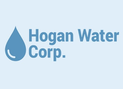 Logo for                         Hogan Water Corp.